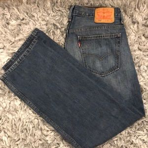 Levi's Relaxed Fit 569 Jeans